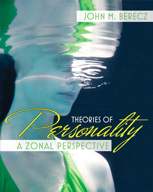 Theories of Personality: A Zonal Perspective, Coursesmart eTextbook
