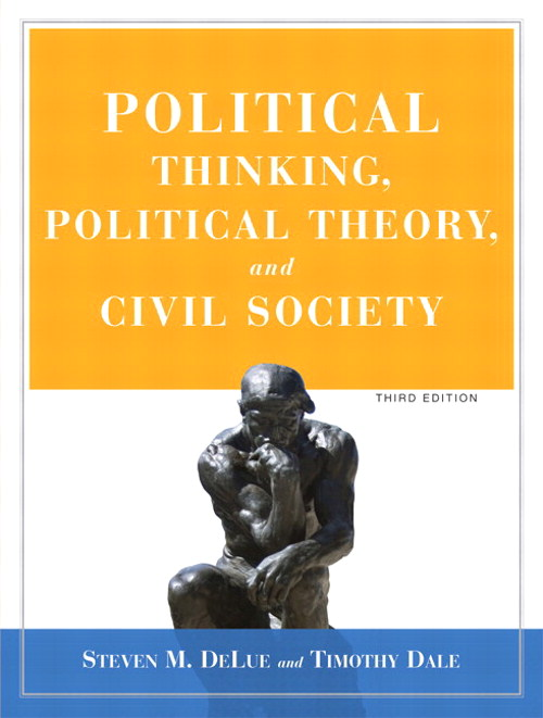 Political Thinking, Political Theory, and Civil Society, CourseSmart eTextbook, 3rd Edition