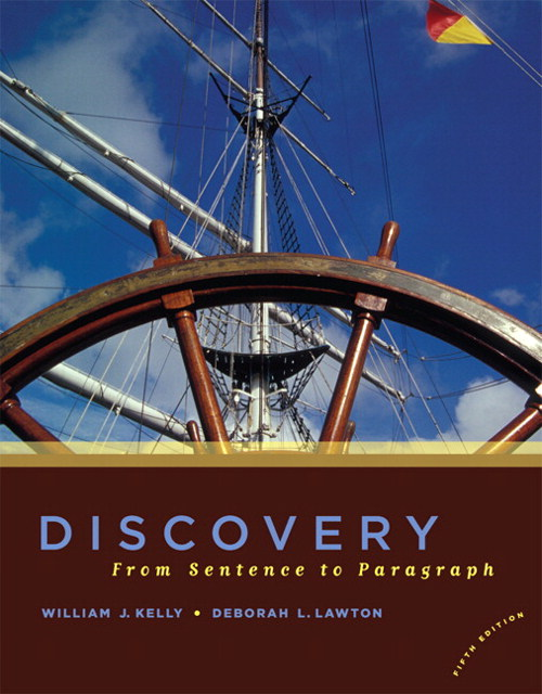 Discovery: From Sentence to Paragraph, 5th Edition