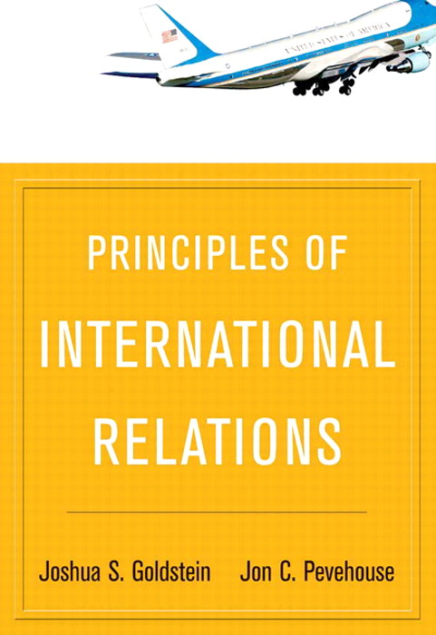 Principles of International Relations, CourseSmart eTextbook