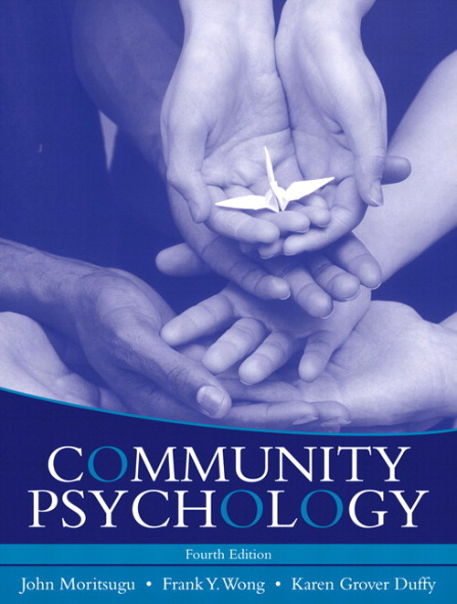 Community Psychology, CourseSmart eTextbook, 4th Edition