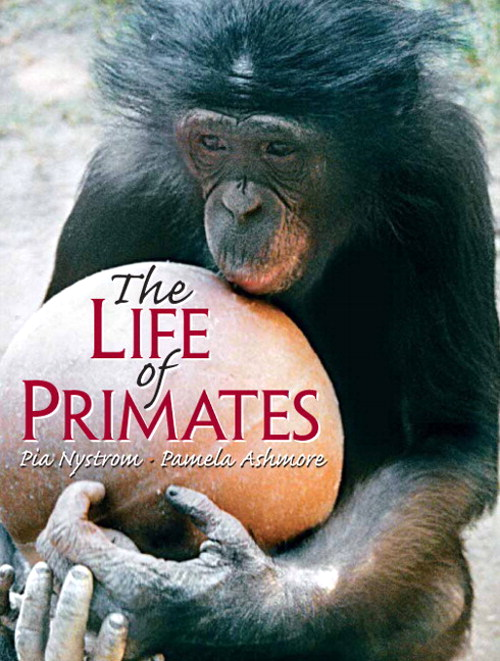 Life of Primates, The, CourseSmart eTextbook