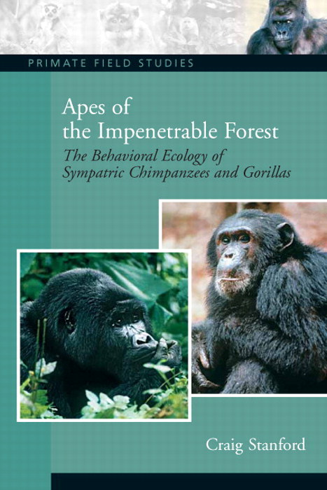 Apes of the Impenetrable Forest (The Behavioral Ecology of Sympatiric Chimpanzees and Gorillas), CourseSmart eTextbook