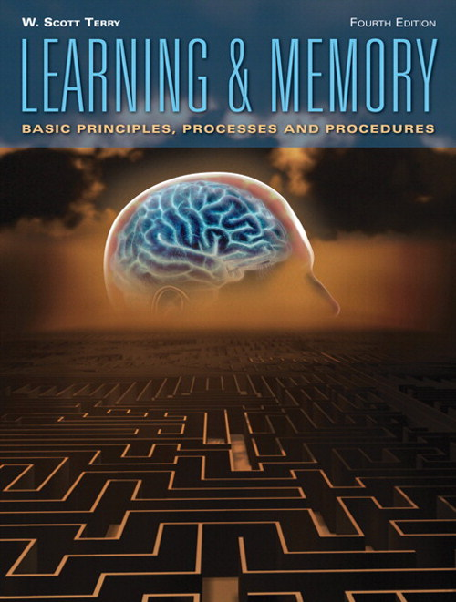Learning and Memory, CourseSmart eTextbook, 4th Edition