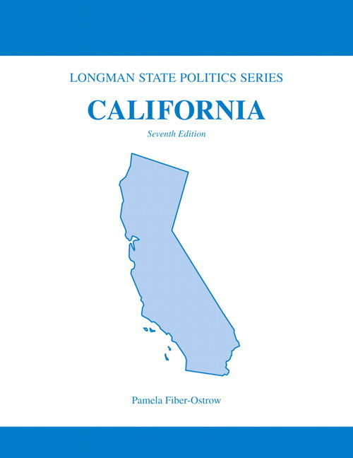 California (Longman State Politics) (Valuepack Item Only), 7th Edition
