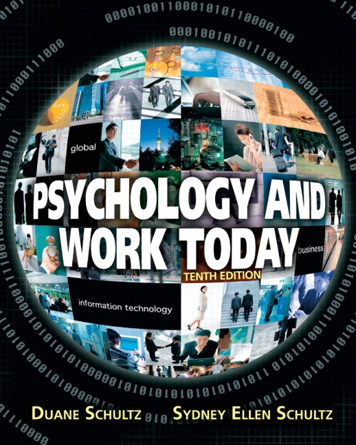 Psychology and Work Today, CourseSmart eTextbook, 10th Edition