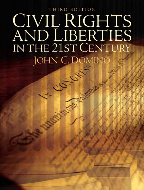 Civil Rights & Liberties in the 21st Century, CourseSmart eTextbook, 3rd Edition