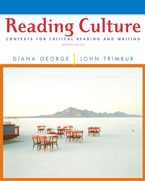 Reading Culture: Contexts for Critical Reading and Writing, 7th Edition