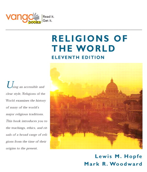 Religions of the World, CourseSmart eTextbook, 11th Edition
