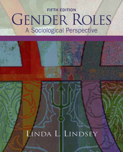 Gender Roles: A Sociological Perspective, CourseSmart eTextbook, 5th Edition