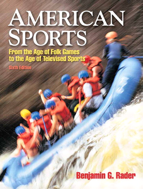 American Sports- (Value Pack w/MySearchLab), 6th Edition