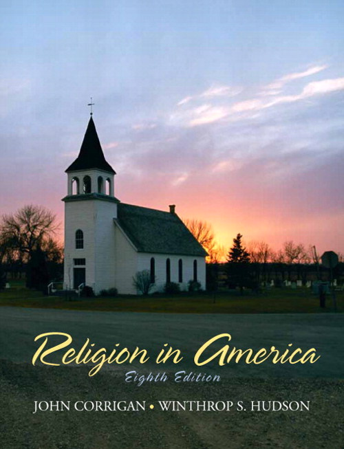 Religion in America, CourseSmart eTextbook, 8th Edition