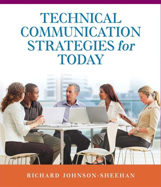 Technical Communication Strategies for Today, CourseSmart eTextbook