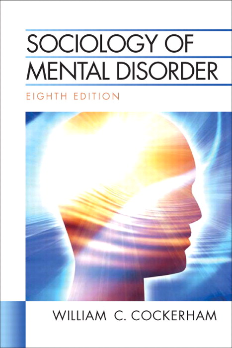 Sociology of Mental Disorder, CourseSmart eTextbook, 8th Edition