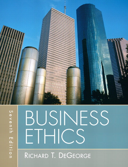 Business Ethics, CourseSmart eTextbook, 7th Edition