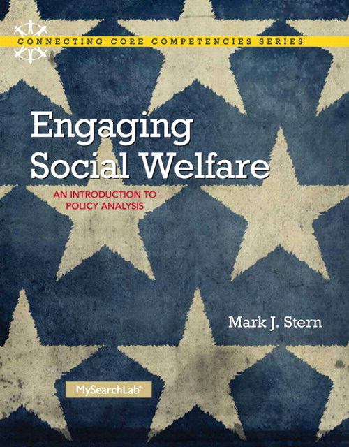 Engaging Social Welfare: An Introduction to Policy Analysis, CourseSmart eTextbook