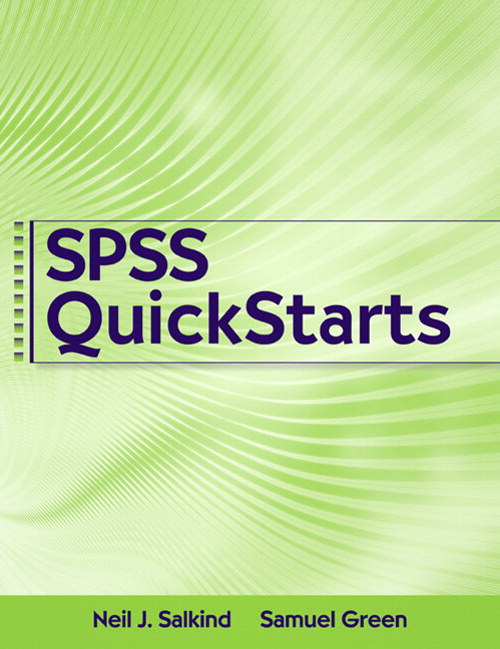 SPSS QuickStarts, CourseSmart eTextbook