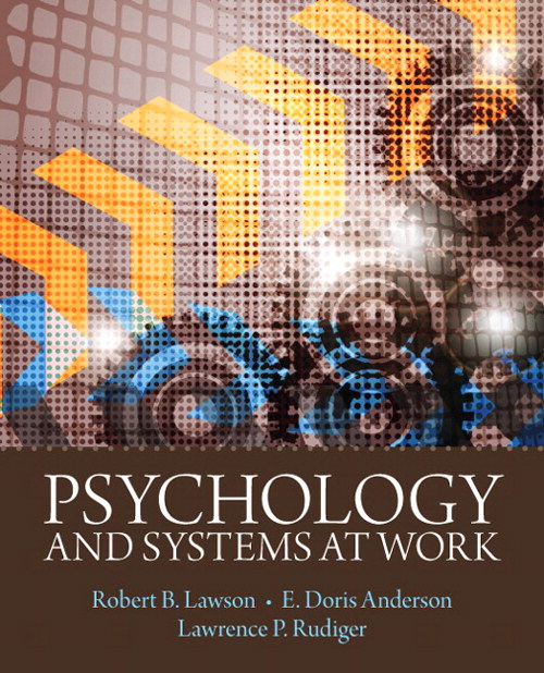 Psychology and Systems at Work, CourseSmart eTextbook