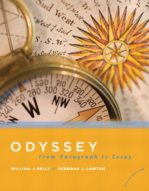 Odyssey: From Paragraph to Essay, 6th Edition
