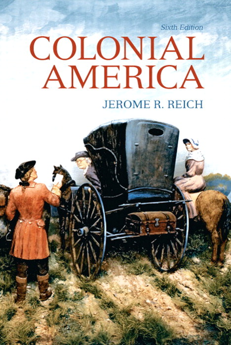 Colonial America, CourseSmart eTextbook, 6th Edition