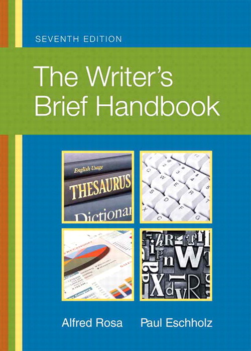 Writer's Brief Handbook, The, 7th Edition