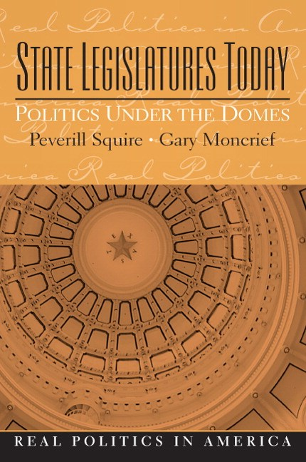 State Legislatures Today: Politics Under the Domes, CourseSmart eTextbook