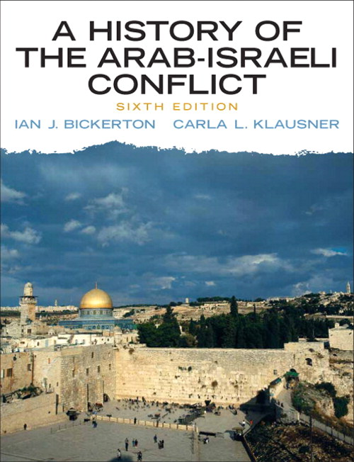 History of Arab-Israeli Conflict, A, CourseSmart eTextbook, 6th Edition