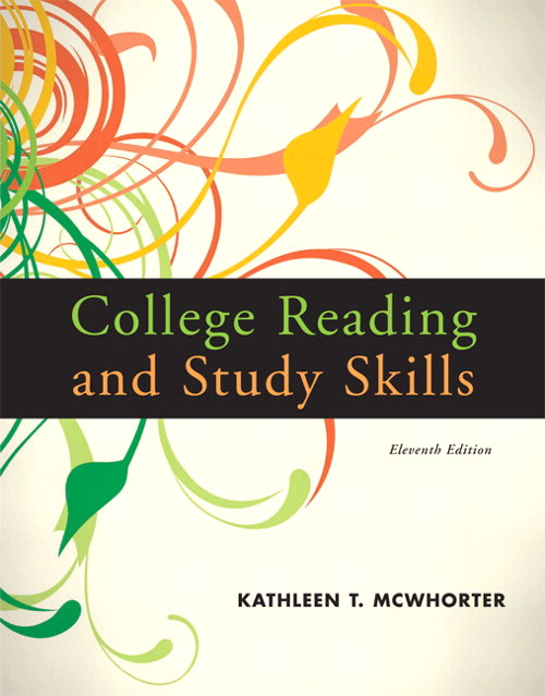 College Reading and Study Skills, CourseSmart eTextbook, 11th Edition