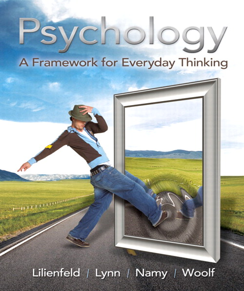 Psychology: A Framework for Everyday Thinking, CourseSmart eTextbook