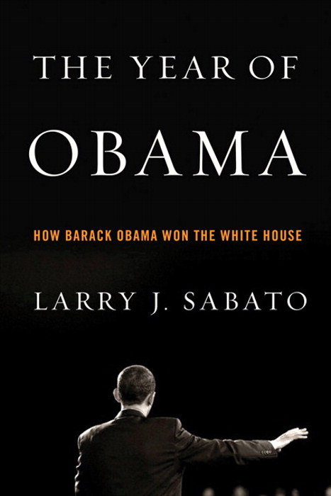 Year of Obama, The: How Barack Obama Won the White Housee, CourseSmart eTextbook