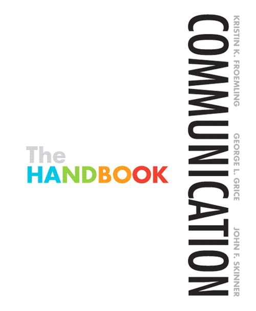 Communication: The Handbook, CourseSmart eTextbook