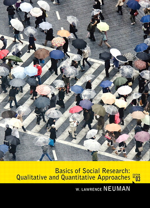 Basics of Social Research: Qualitative and Quantitative Approaches, CourseSmart eTextbook, 3rd Edition