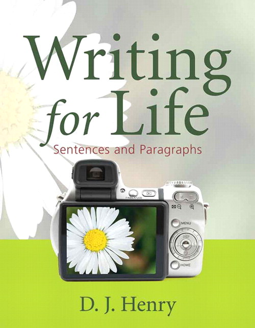 Writing for Life: Sentences and Paragraphs, CourseSmart  eTextbook