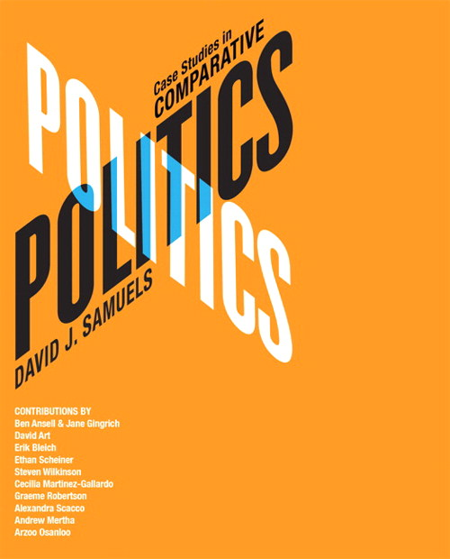 Case Studies in Comparative Politics, CourseSmart eTextbook