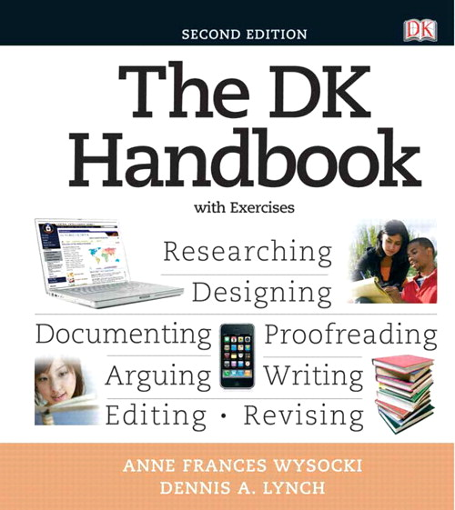 DK Handbook with Exercises, The, CourseSmart eTextbook, 2nd Edition