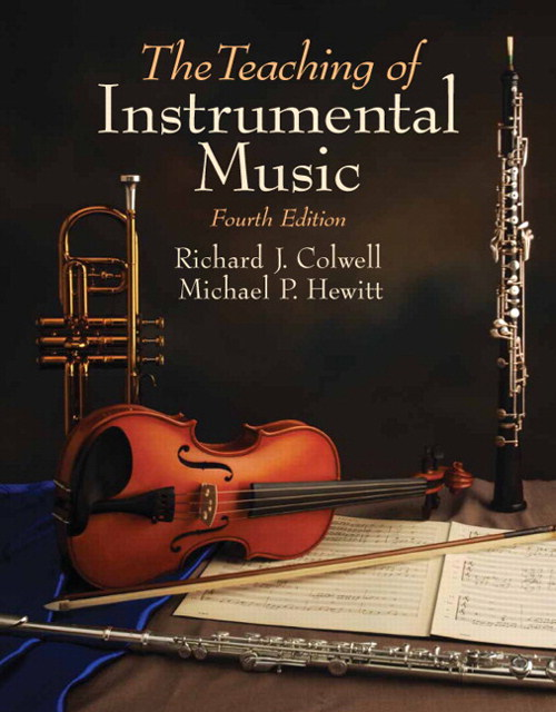Teaching of Instrumental Music, CourseSmart eTextbook