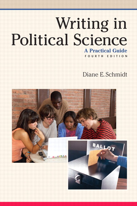 Writing in Political Science: A Practical Guide, CourseSmart eTextbook, 4th Edition