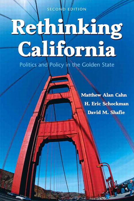 Rethinking California, CourseSmart eTextbook, 2nd Edition