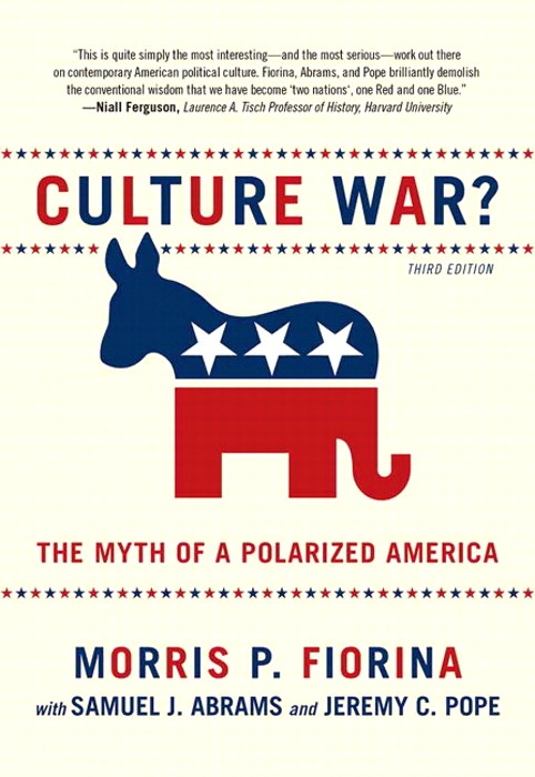 Culture War? The Myth of a Polarized America, CourseSmart eTextbook, 3rd Edition