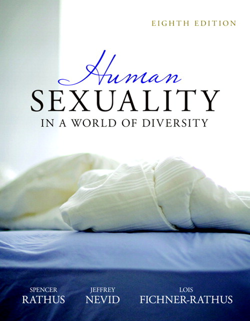 Human Sexuality in a World of Diversity, CourseSmart eTextbook, 8th Edition