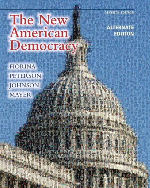 New American Democracy, The, Alternate Edition, 7th Edition