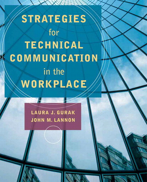 Strategies for Technical Communication in the Workplace, CourseSmart eTextbook