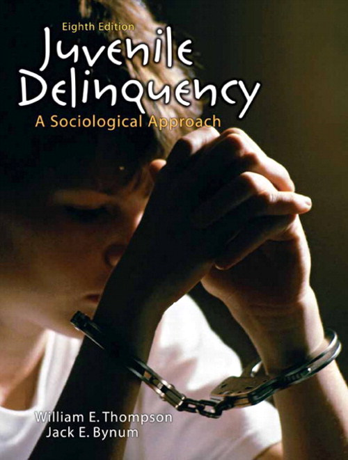 Juvenile Delinquency, CourseSmart eTextbook, 8th Edition