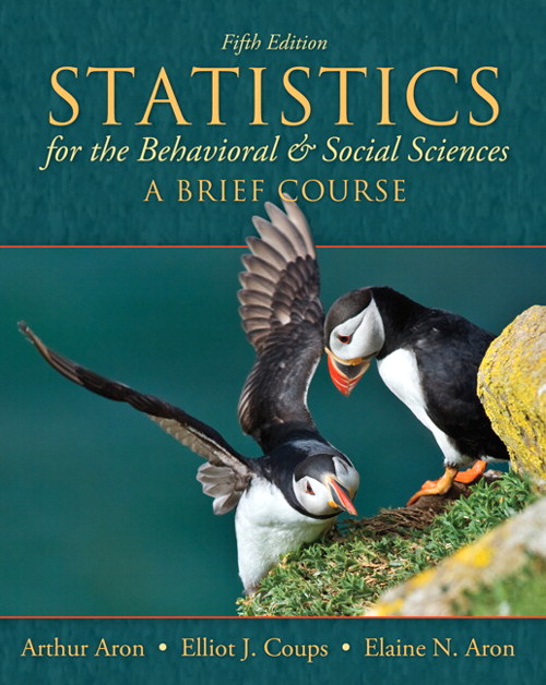 Statistics for the Behavioral and Social Sciences, CourseSmart eTextbook, 5th Edition