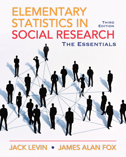 Elementary Statistics in Social Research: The Essentials, CourseSmart eTextbook, 3rd Edition