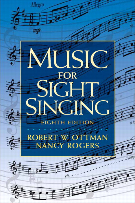 Music for Sight Singing, CourseSmart eTextbook, 8th Edition