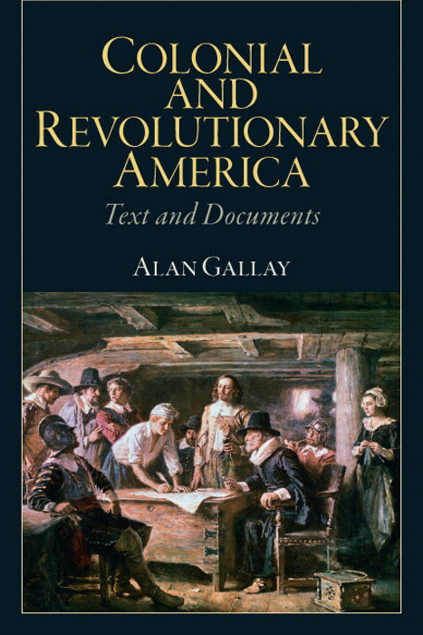 Colonial and Revolutionary America, CourseSmart eTextbook
