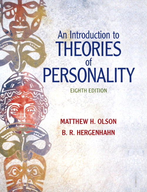 Introduction to Theories of Personality, An, CourseSmart eTextbook, 8th Edition