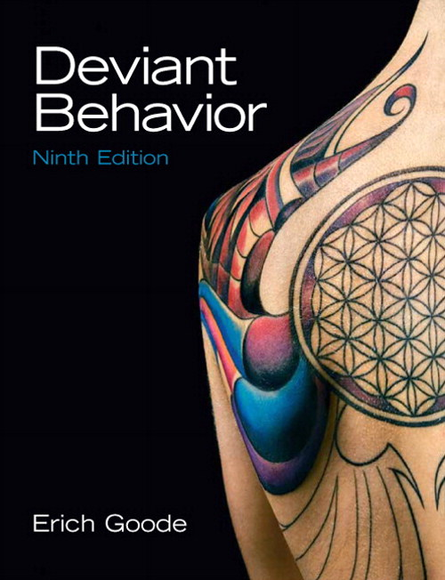 Deviant Behavior, CourseSmart eTextbook, 9th Edition
