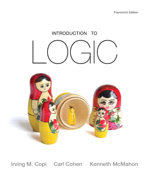 Introduction to Logic, CourseSmart eTextbook, 14th Edition